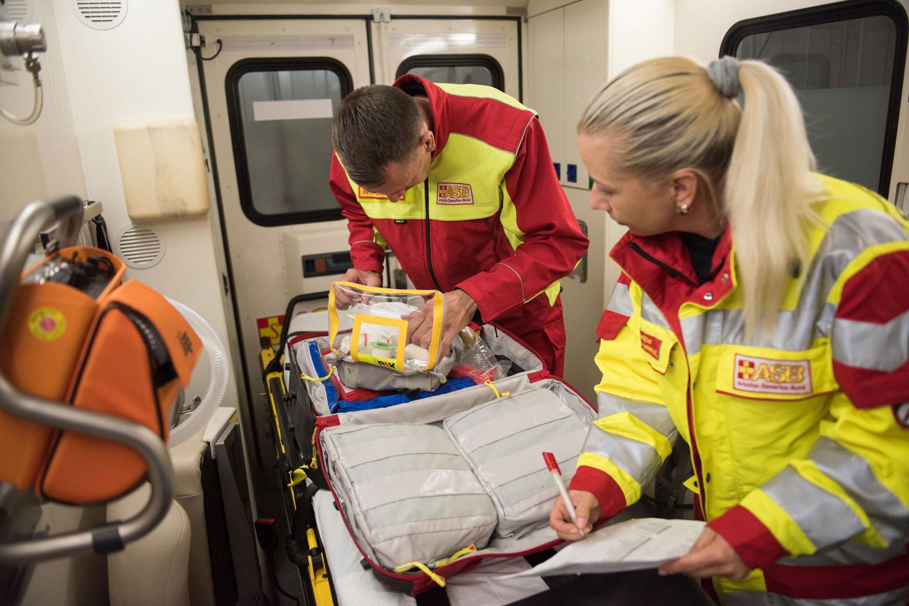 Arbeiter Samariter Bund Deutschland Ev Asb