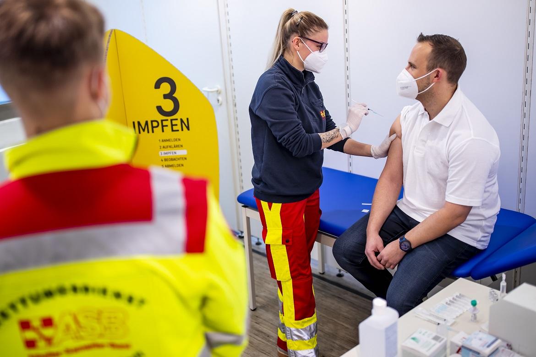 Impfzentrum Erlangen/Erlangen-Höchstadt