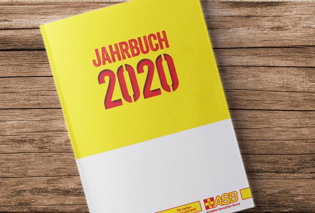Das ASB-Jahrbuch 2020 ist erschienen