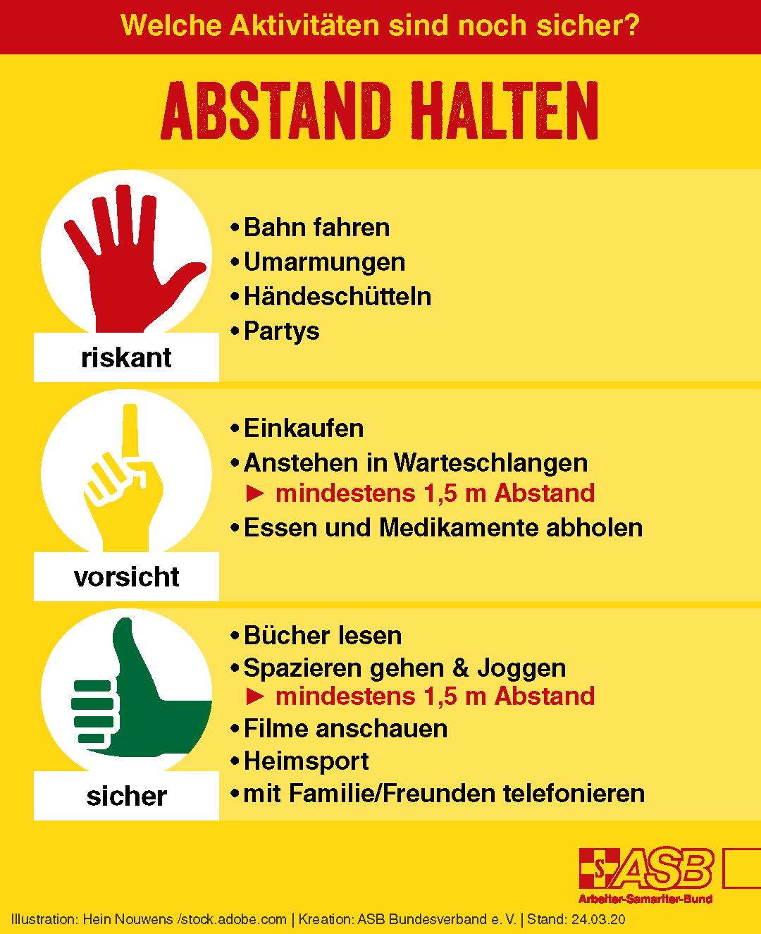 Abstandsregelung Corona Baden Württemberg
