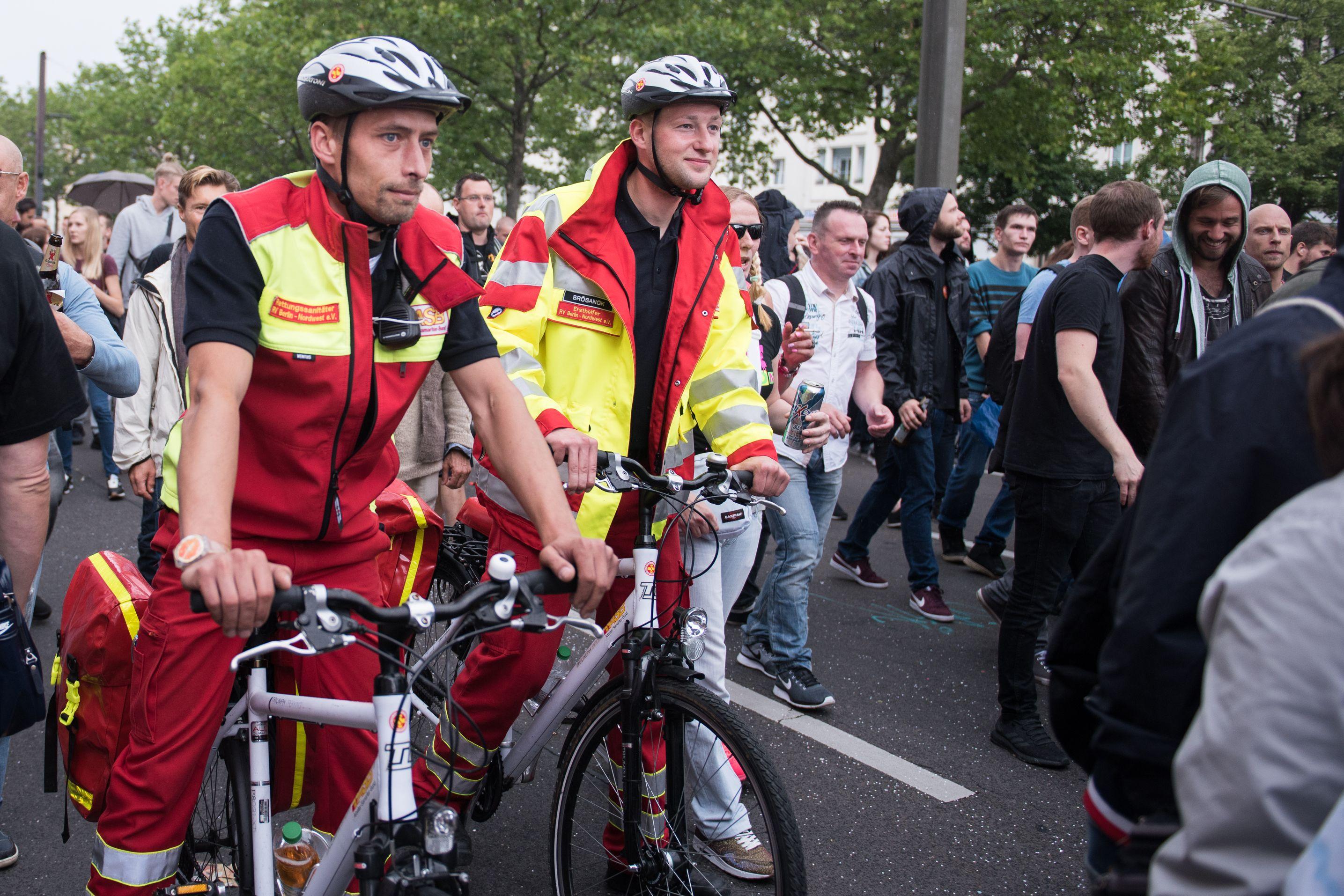Arbeiter Samariter Bund Berlin