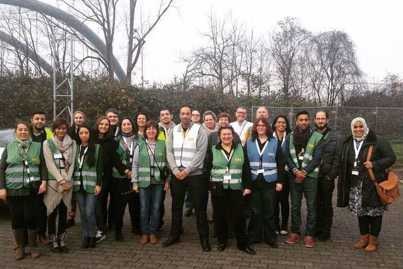 Team EAE Offenbach - ASB Hessen