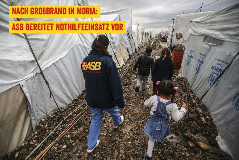 Alarmierung von FAST für Lesbos aufgehoben