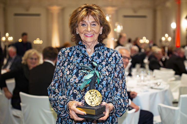 Charlotte Knobloch mit Annemarie-Renger-Preis ausgezeichnet