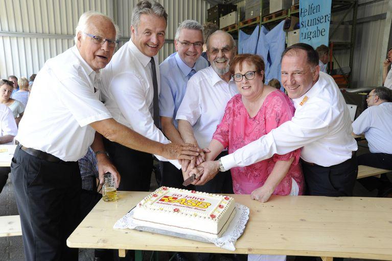 ASB Niedernhausen feiert 50-jähriges Jubiläum