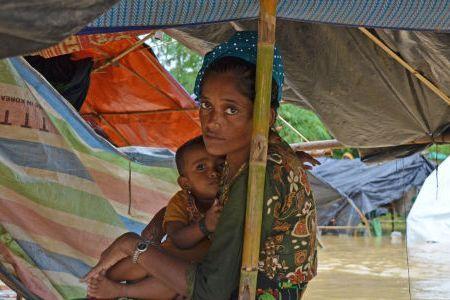 ASB-Helfer sorgen für sauberes Trinkwasser für Rohingya