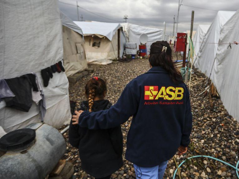 ASB-Schnelleinsatzteam FAST startet medizinische Hilfe auf Lesbos