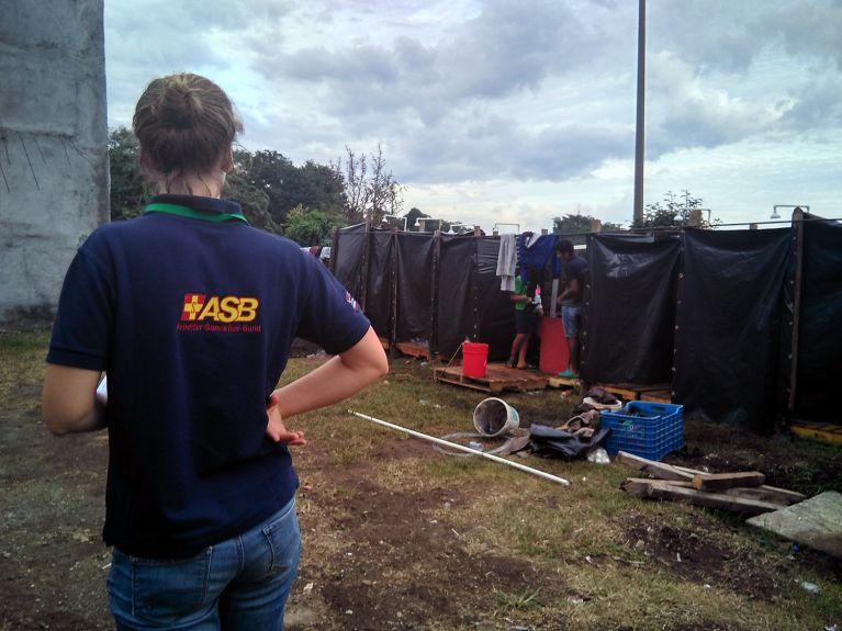 ASB leistet Nothilfe nach Vulkanausbruch in Guatemala
