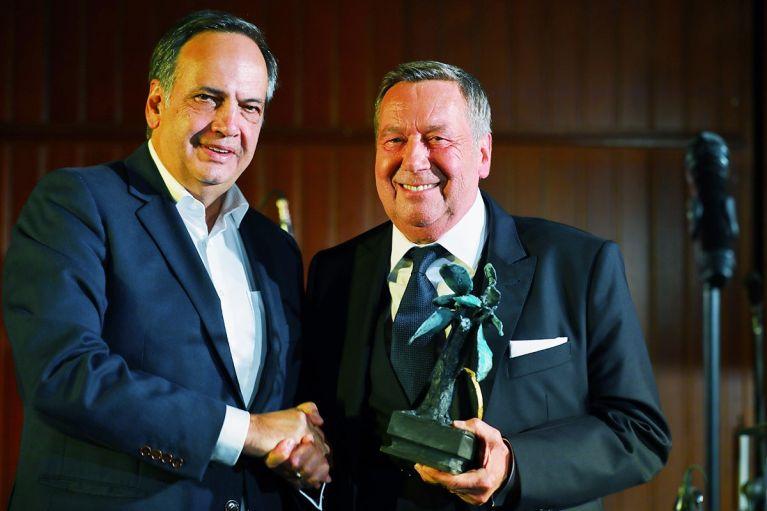 Roland Kaiser mit Annemarie-Renger-Preis ausgezeichnet