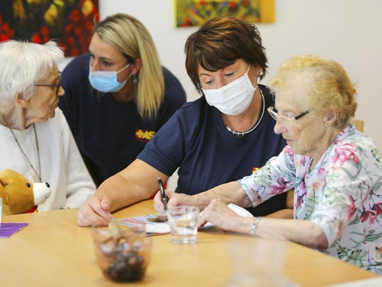 ASB zu den Eckpunkten der Pflegereform: Versäulung des Leistungsgeschehens muss aufgebrochen werden